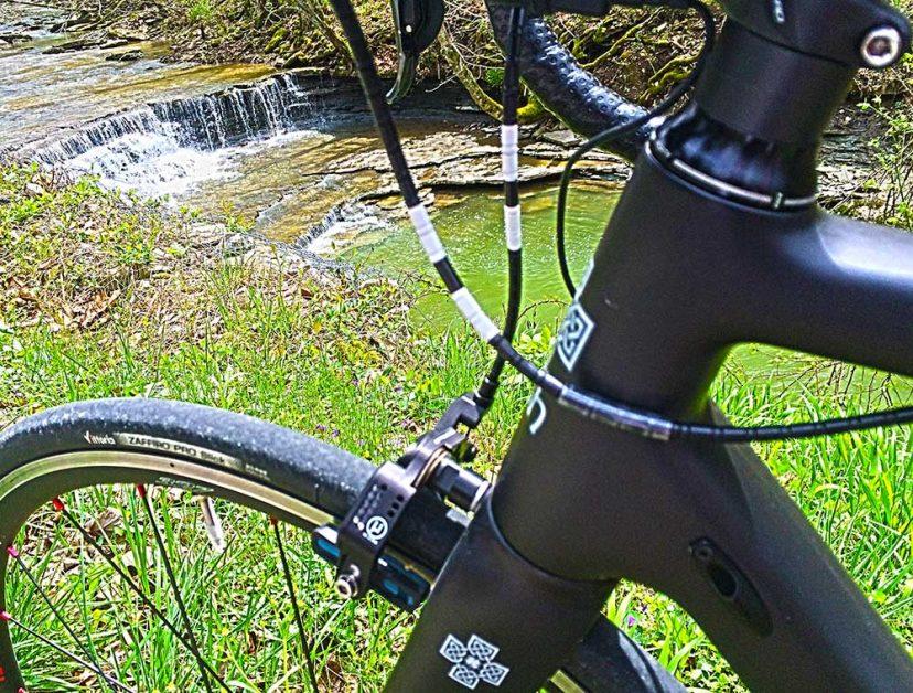 Spring training ride in Central Kentucky - Ride Irish!